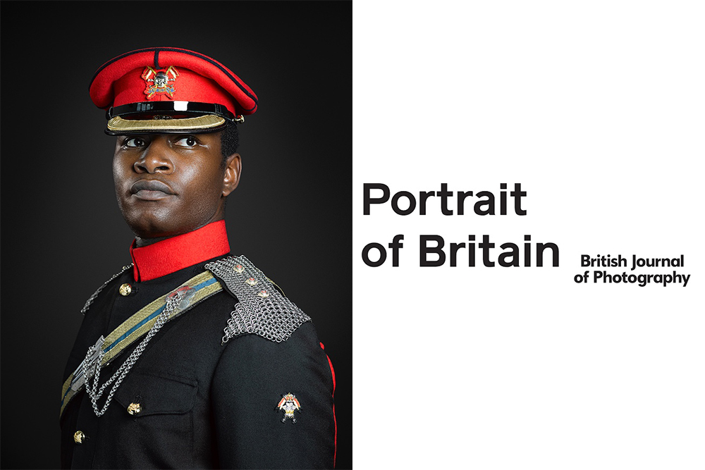 Winner of the Portrait of Britain 2017