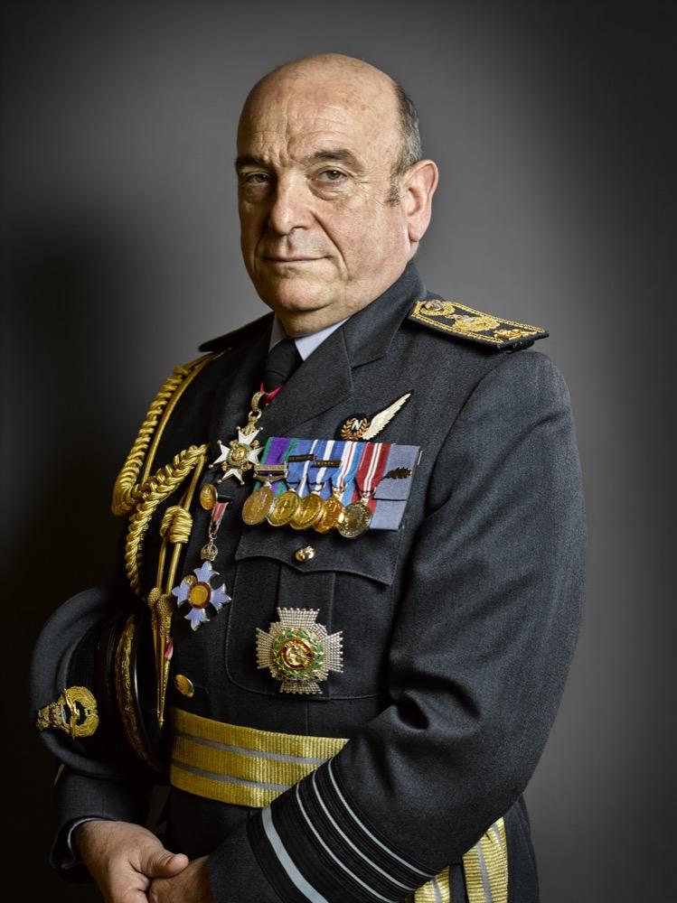 Air Chief Marshall Sir Stuart Peach 16th March 2015