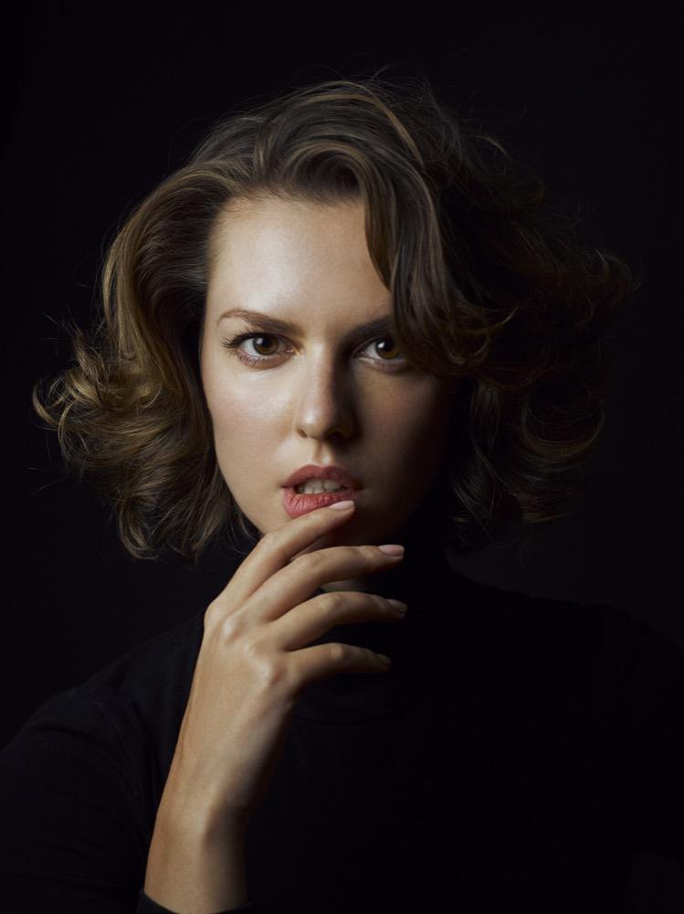 Lyanka Gryu Actors Headshots Los Angeles Rory Lewis Photographer