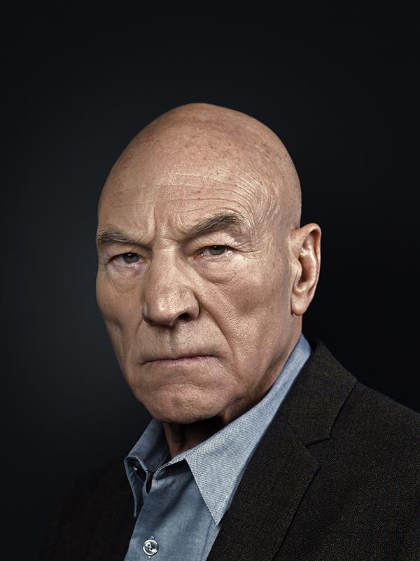 Sir Patrick Stewart, Rory Lewis Photographer 2014