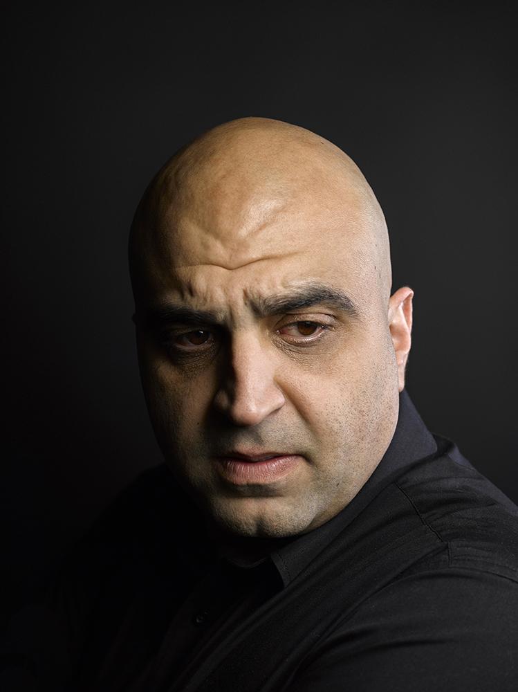 George Kafetzis Actors Headshots Photographer Rory Lewis