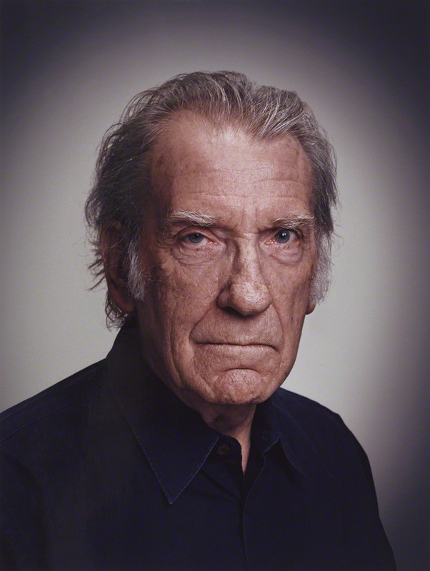 David Warner  Actor , Rory Lewis Portrait Photographer, London (2014)
