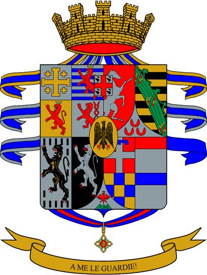"""1° Reggimento """"Granatieri di Sardegna,"""