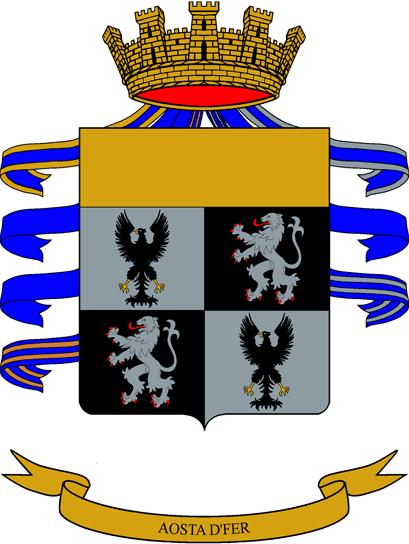 """Reggimento """"Lancieri di Aosta"""" (6º)"""