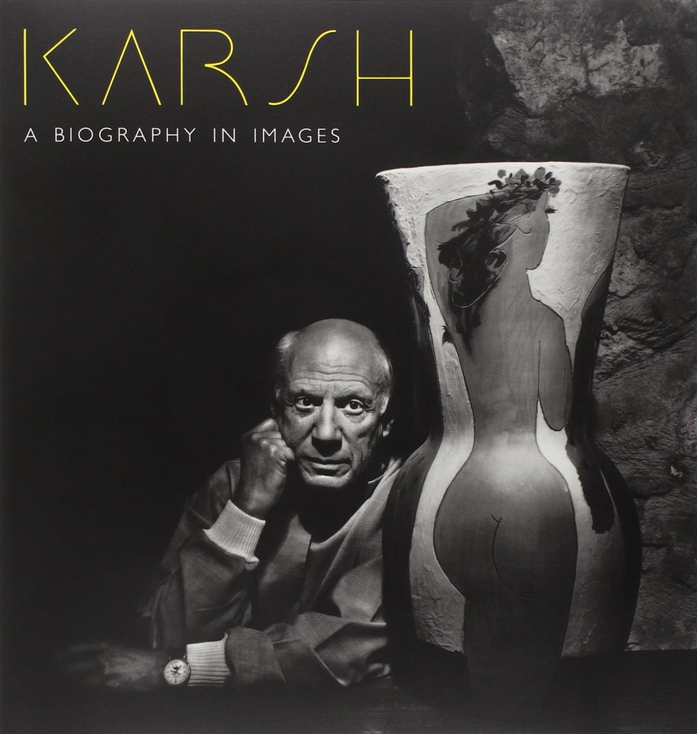 Karsh Yousef – A Biography in Images by Malcolm Rogers