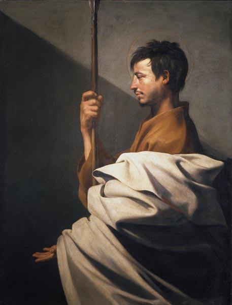 Jusepe Ribera, St. Thomas 1630 - 1635.