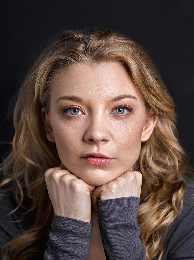 Natalie Dormer Portrait Sitting Rory Lewis London Portrait Photographer 2018
