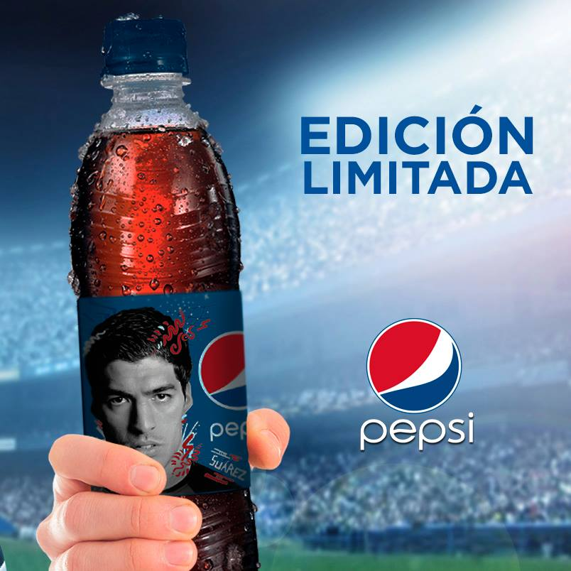 Luis Suarez for Pepsi (Rory Lewis Photographer)