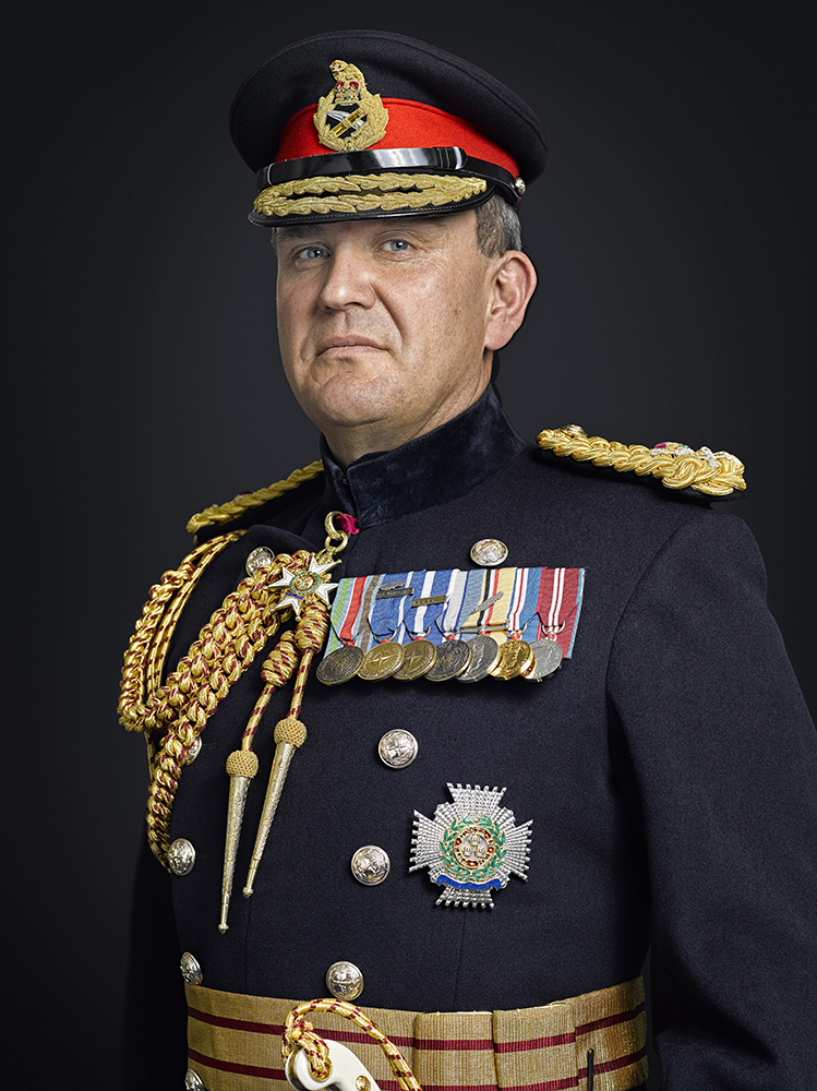 Lieutenant General Sir James Everard KCB, CBE (Rory Lewis Photographer) 2016.jpg