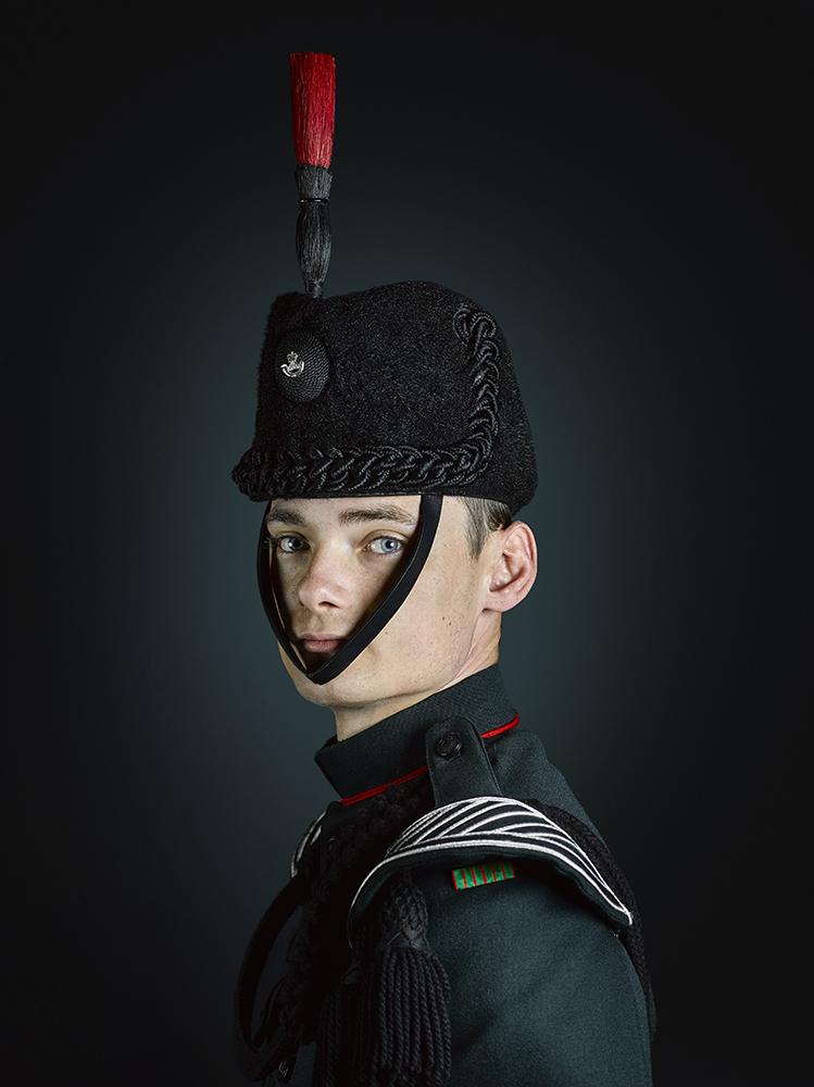 Rifleman Armour 1st Battalion The Rifles (Rory Lewis Photographer 2018) Military Portrait Photographer (London)
