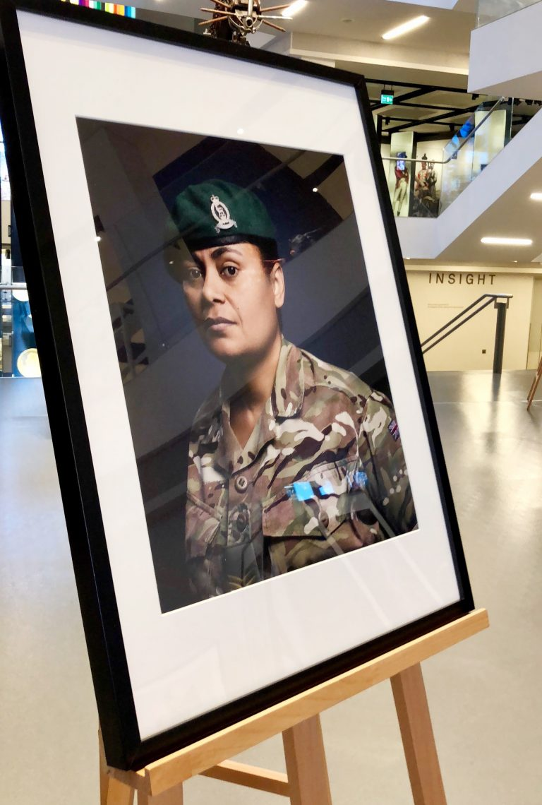 Soldiery British Army Portraits National Army Museum 31st January 2018