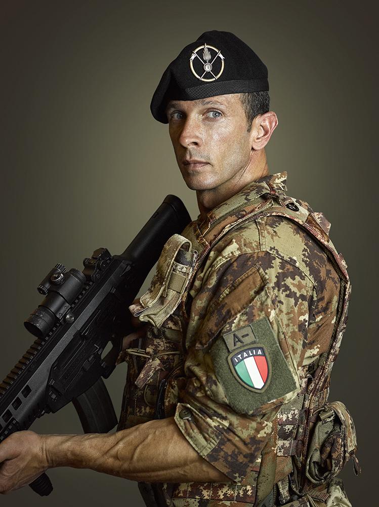 Caporal Maggiore 8th Cavalry Lancieri di Montebello (Rory Lewis Photographer) Rome 2018