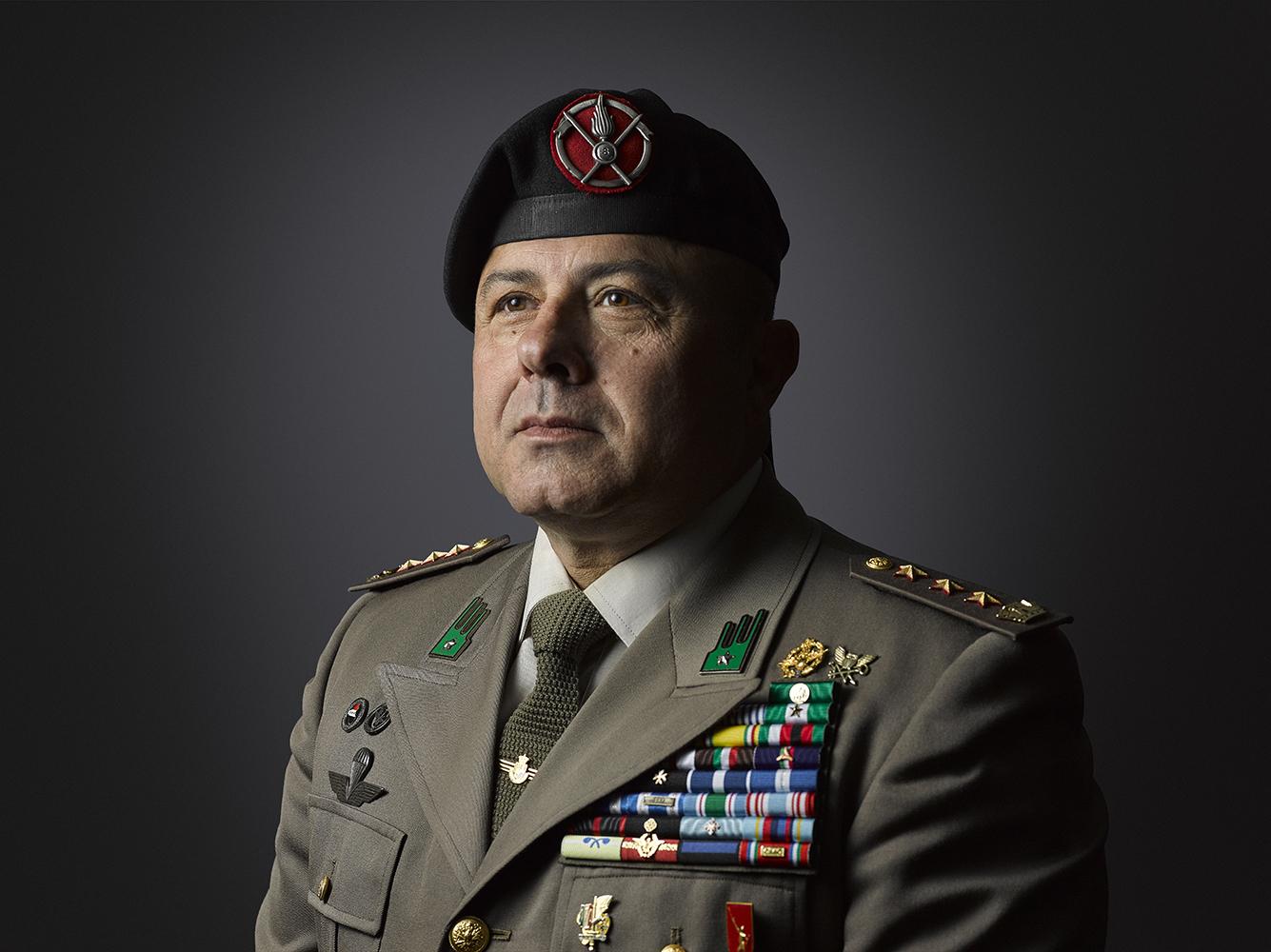 65° Comandante del Reggimento Lancieri di Montebello (8° ), Colonnello