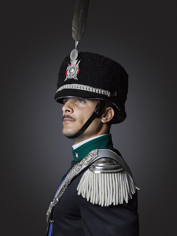 Tenente (Lancieri di Montebello) (Rory Lewis Photographer) Rome 2018