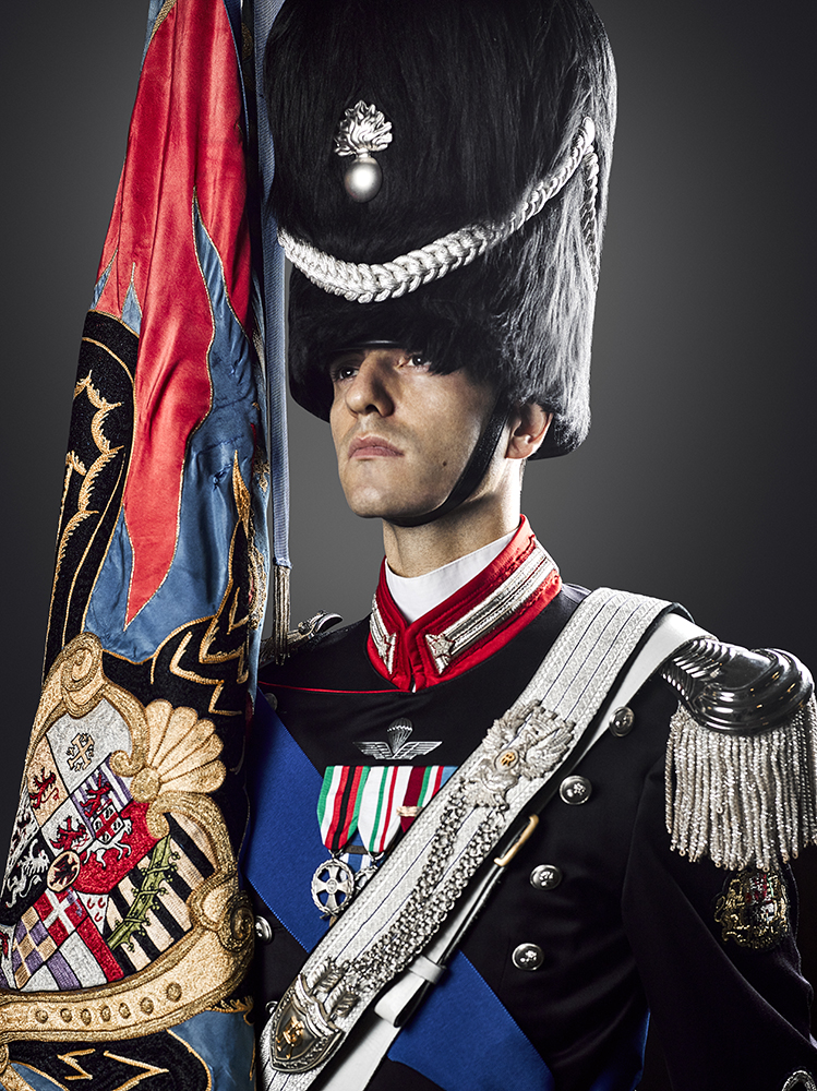 1st Granatieri di Sardegna Regiment, Rory Lewis Photographer London Military Portrait Photographer 2018