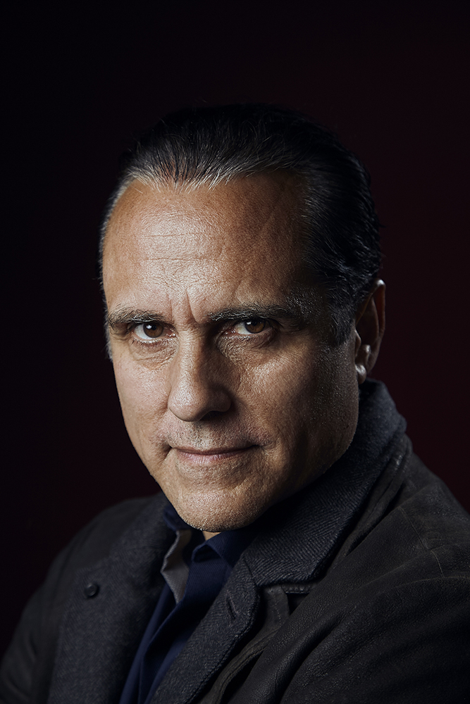 Maurice Benard (Rory Lewis Photographer Portraits Los Angeles 2019)