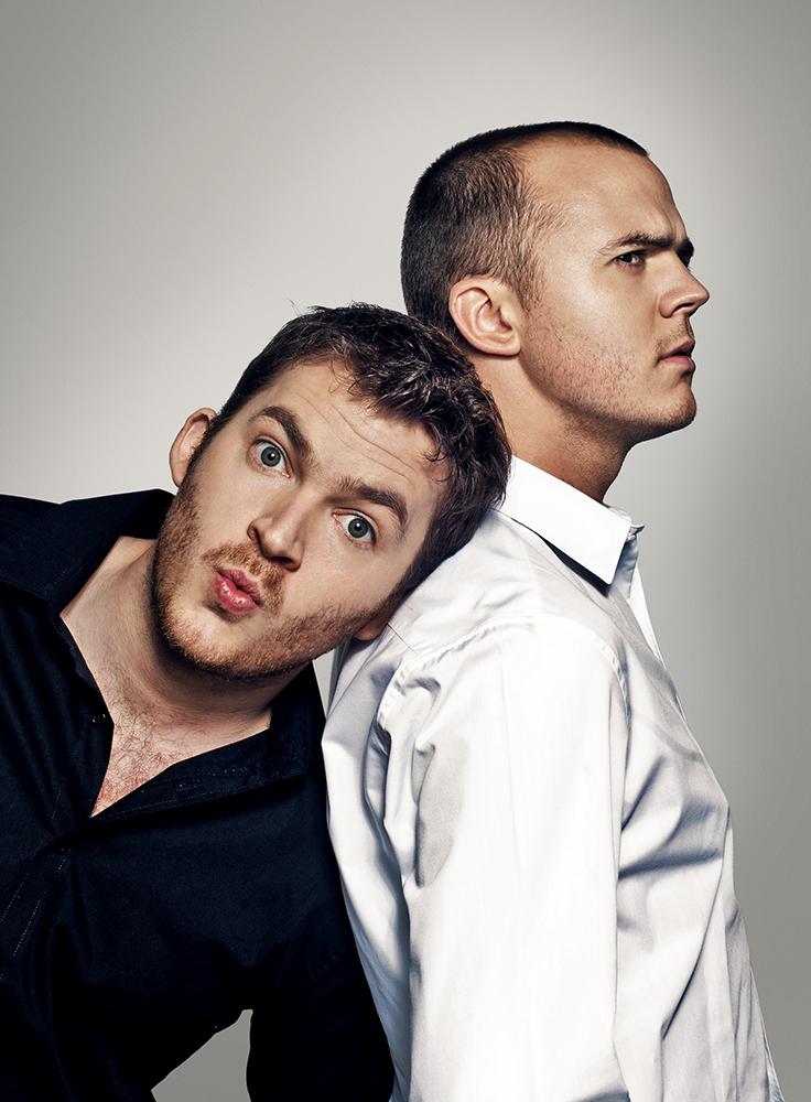 Matt Littler and Darren Jeffries (Rory Lewis Photographer)