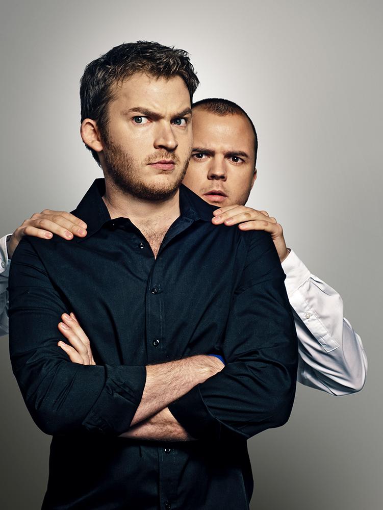 Matt Littler and Darren Jeffries Rory Lewis London Portrait Photographer