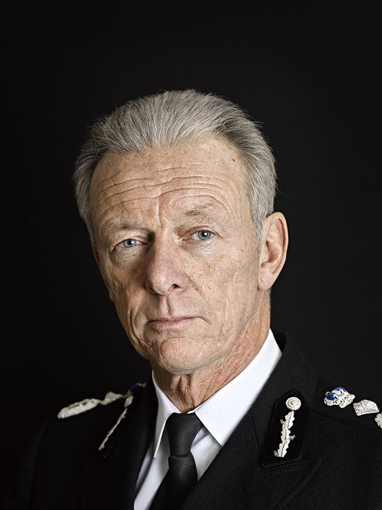 Baron Bernard Hogan-Howe, QPM Portrait Sitting (Rory Lewis Photographer London 2017)