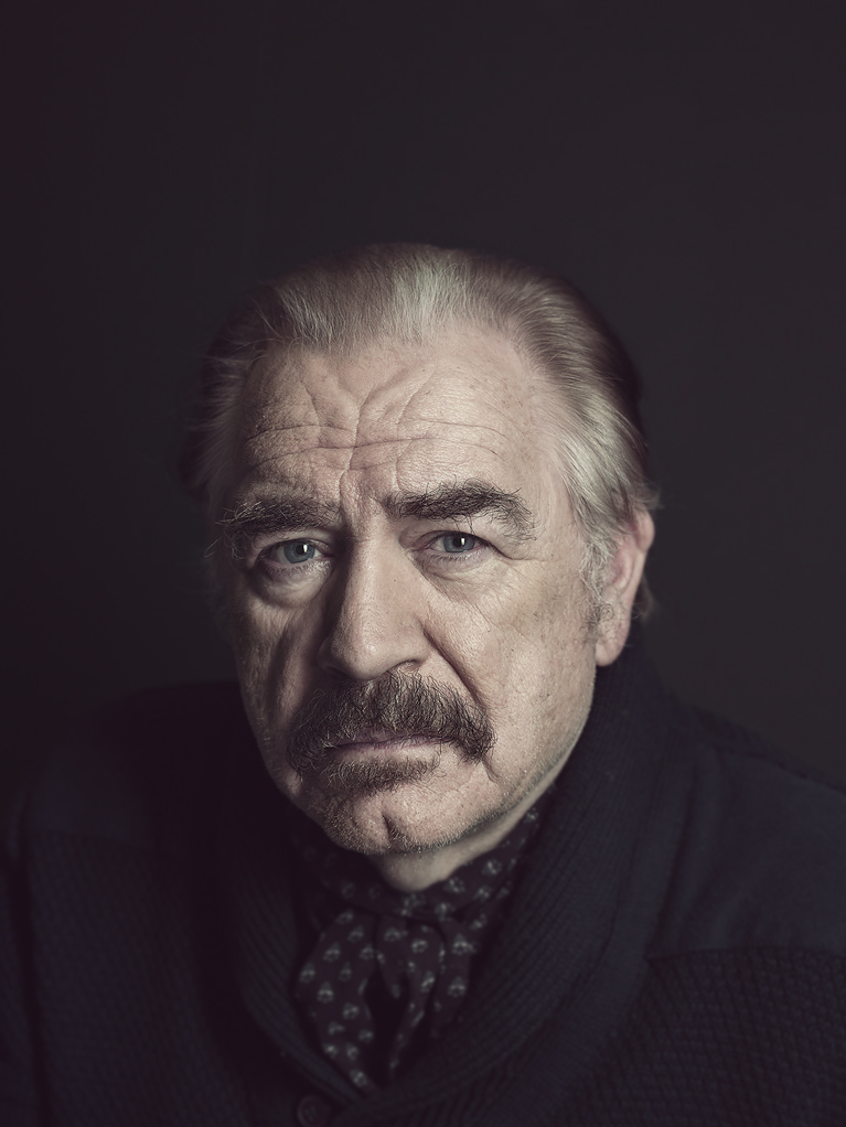Brian Cox CBE Portrait Sitting (Rory Lewis Photographer) 2014