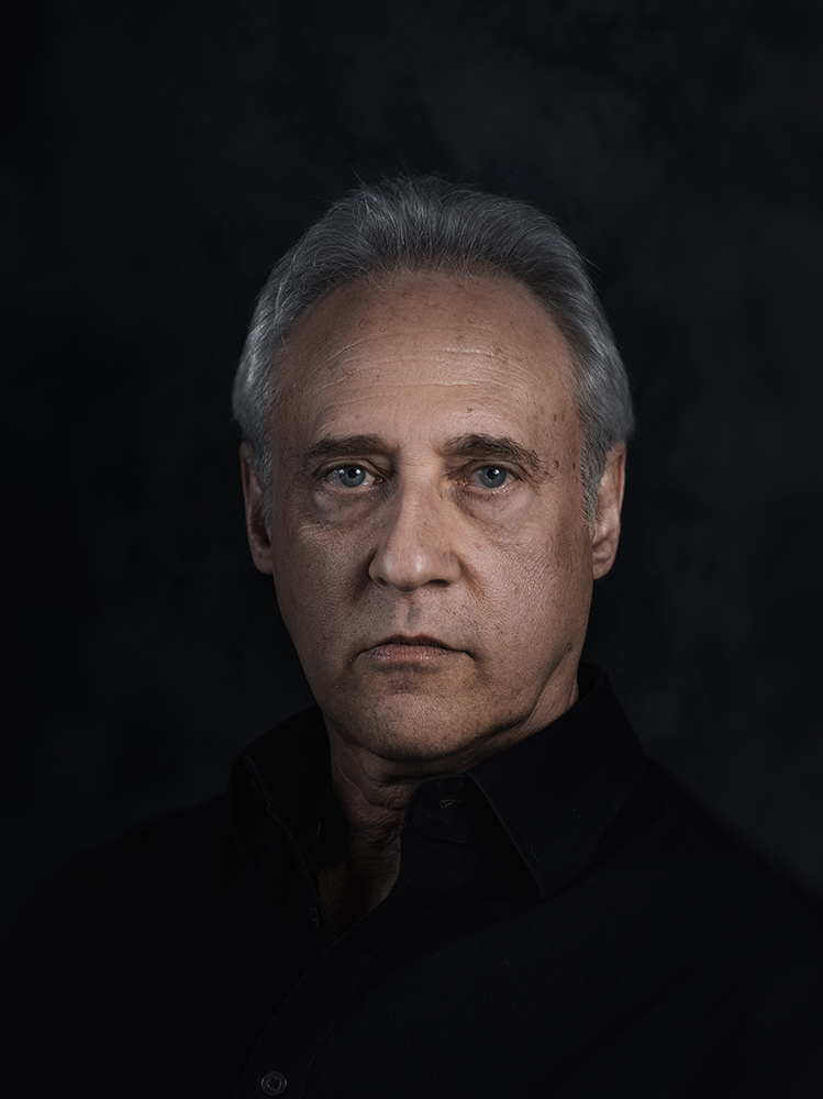 Brent Spiner Portrait Sitting (Rory Lewis Photographer 2015
