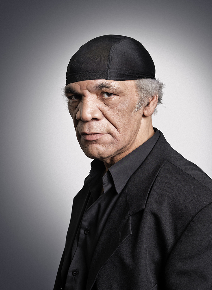 Paul Barber Portrait Sitting (Rory Lewis Photographer)