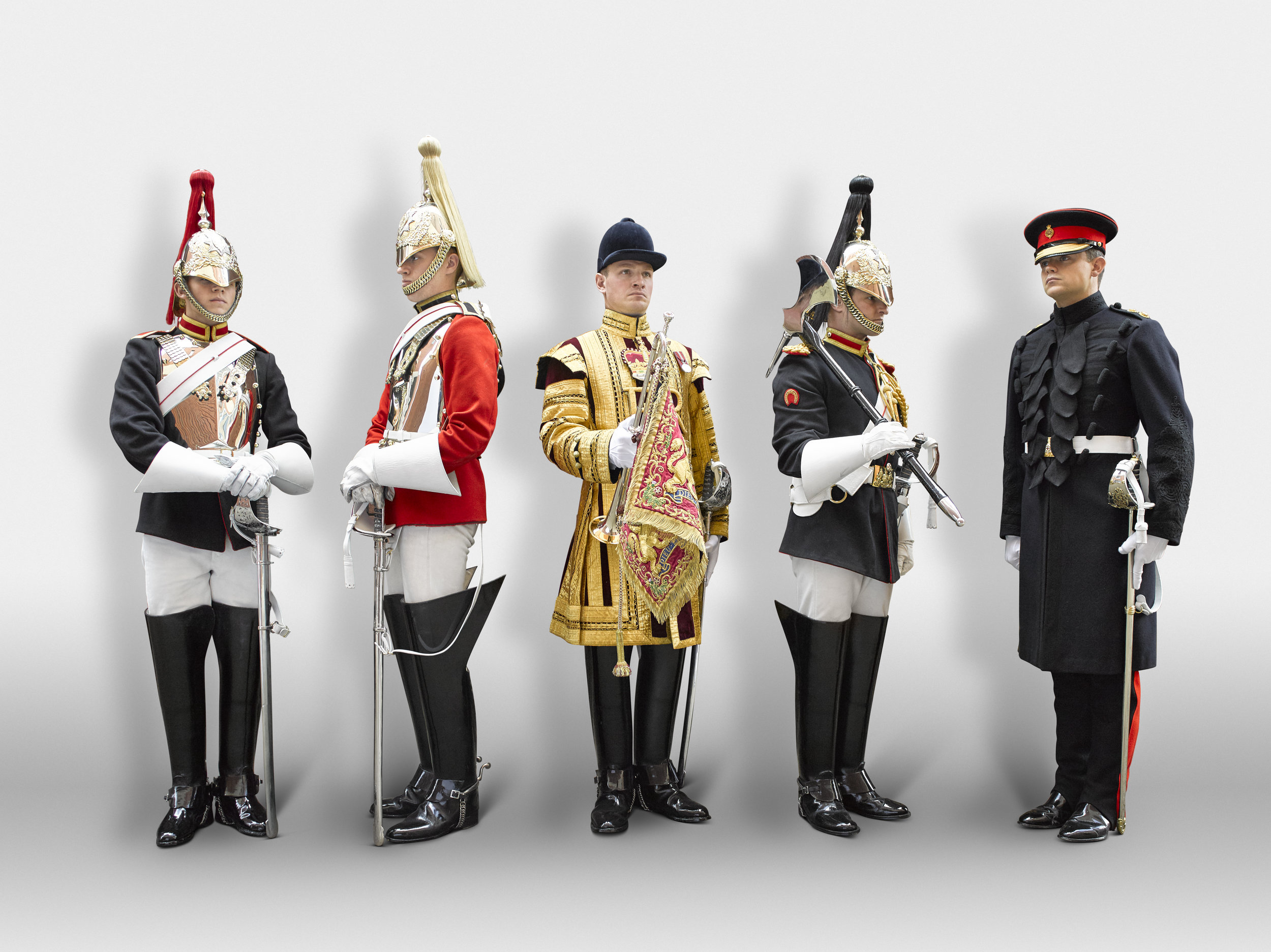 (Household Cavalry Mounted Regiment) Rory Lewis Photographer (London Military Portraiture 2016)