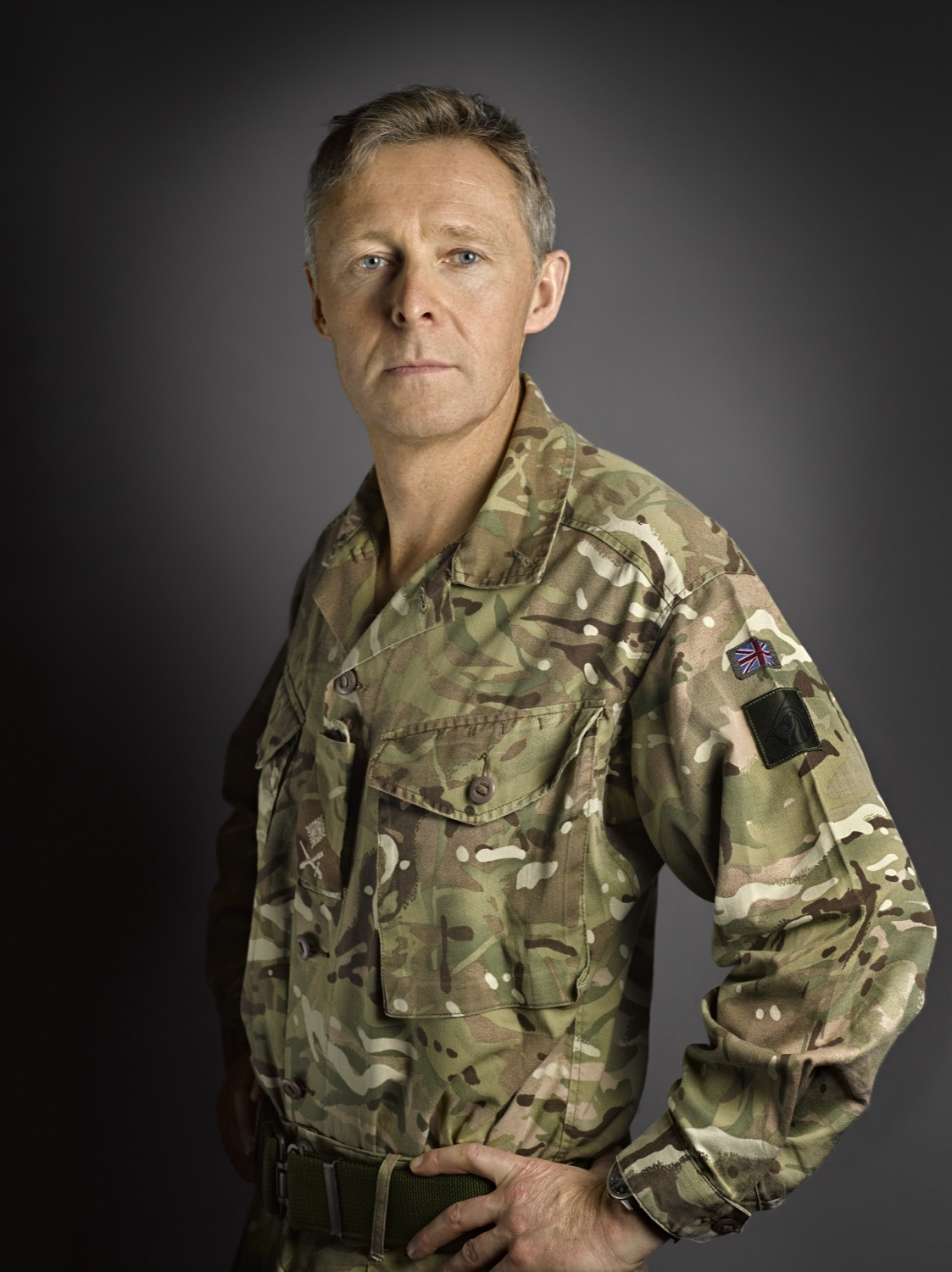 Major General Tim Robinson CBE (Rory Lewis Photographer 2016)