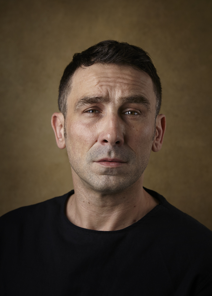 Oscar Pavlo Actors Headshots New York Rory Lewis Photographer
