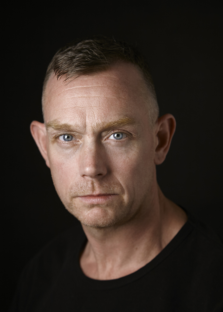 Andy Chaplin Actors Headshots London (Rory Lewis Photographer)