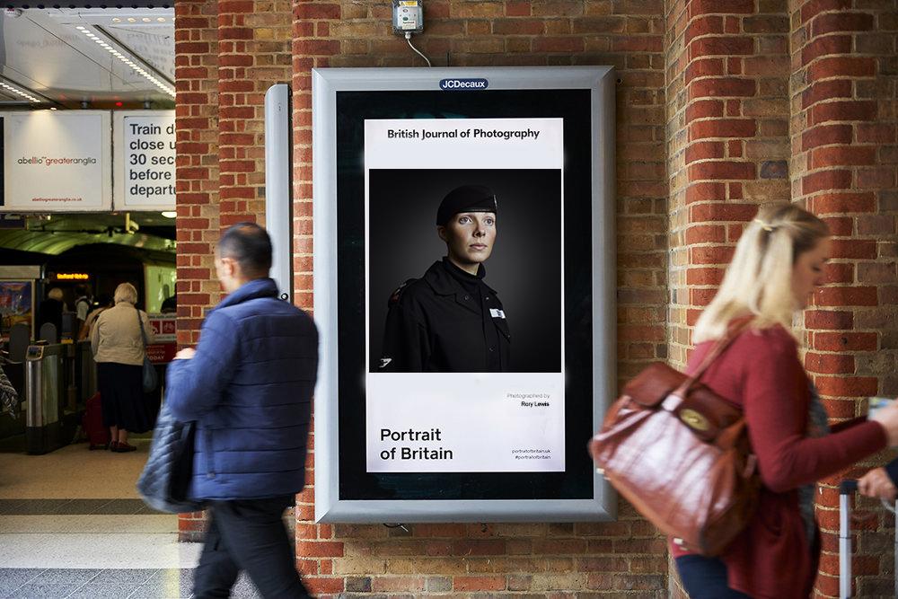Lt Batts Rory Lewis Photographer Winner Portrait of Britain 2019