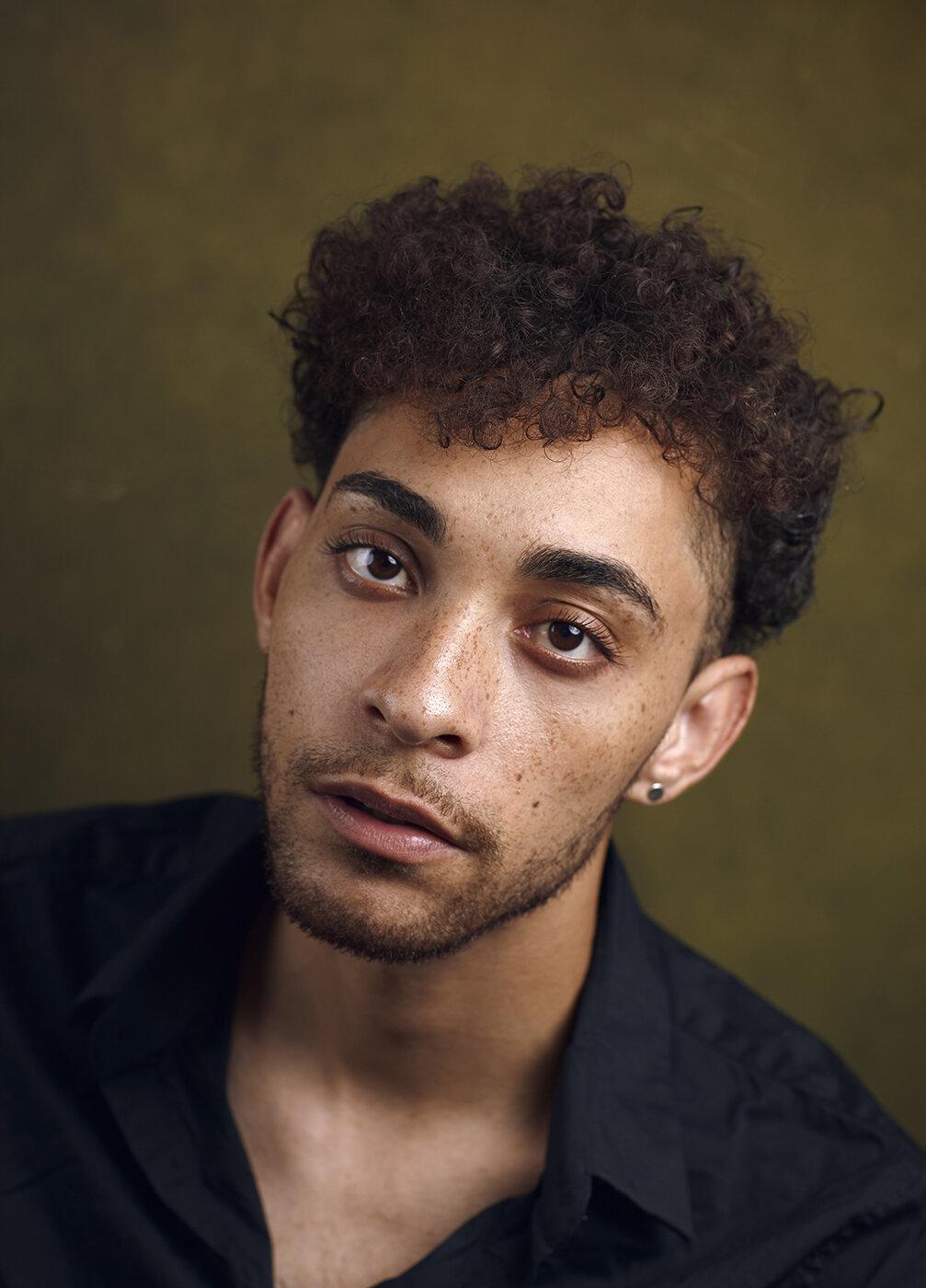 Gabriel Michael Actors Headshots New York (Rory Lewis Photographer)