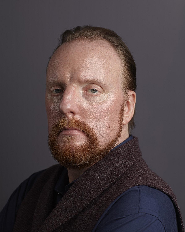 Patrick Roper Actors Headshots New York Rory Lewis Photographer