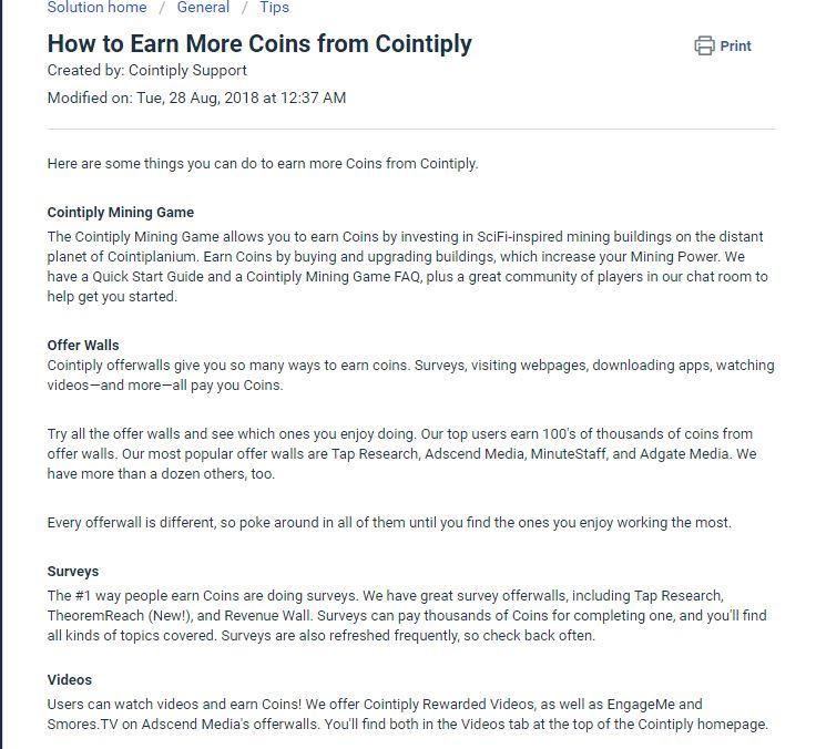1A) Cointiply Bitcoin Faucet (NO RISK) — Earning FREE Bitcoin