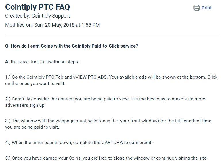 1A) Cointiply Bitcoin Faucet (NO RISK) — Earning FREE