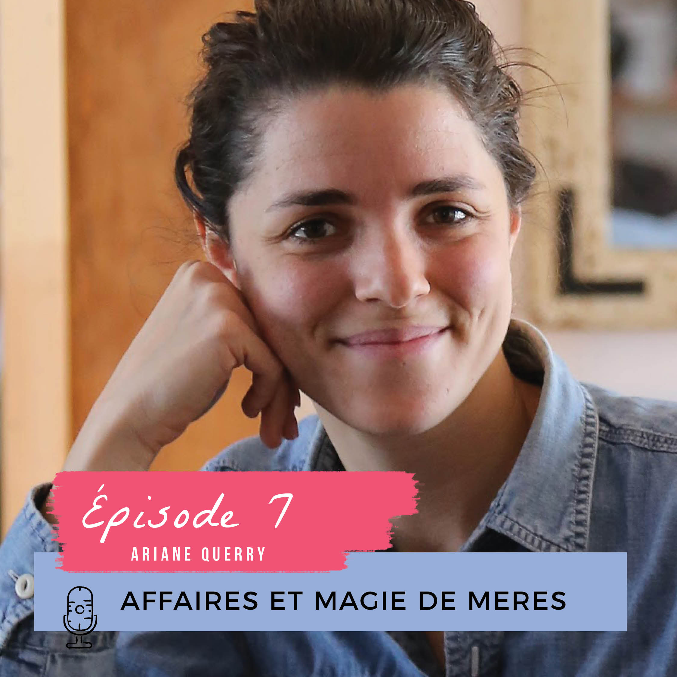 Ariane Querry Jus Mûre