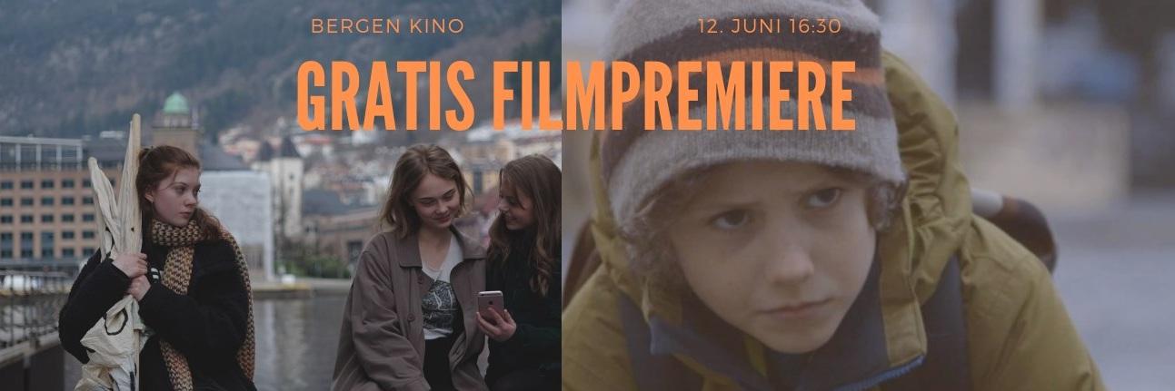 """Premiere på årets kortfilmer - """"Knust"""" og """"Str small"""""""
