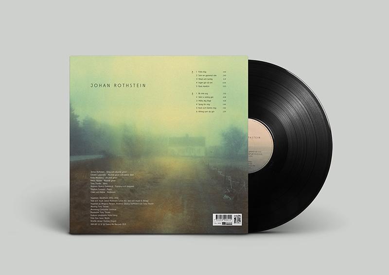 Johan Rothstein - Zebra art Records