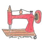 Sewing machine €150