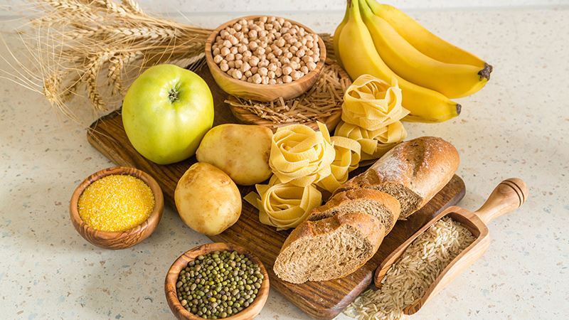 carbohydrates -