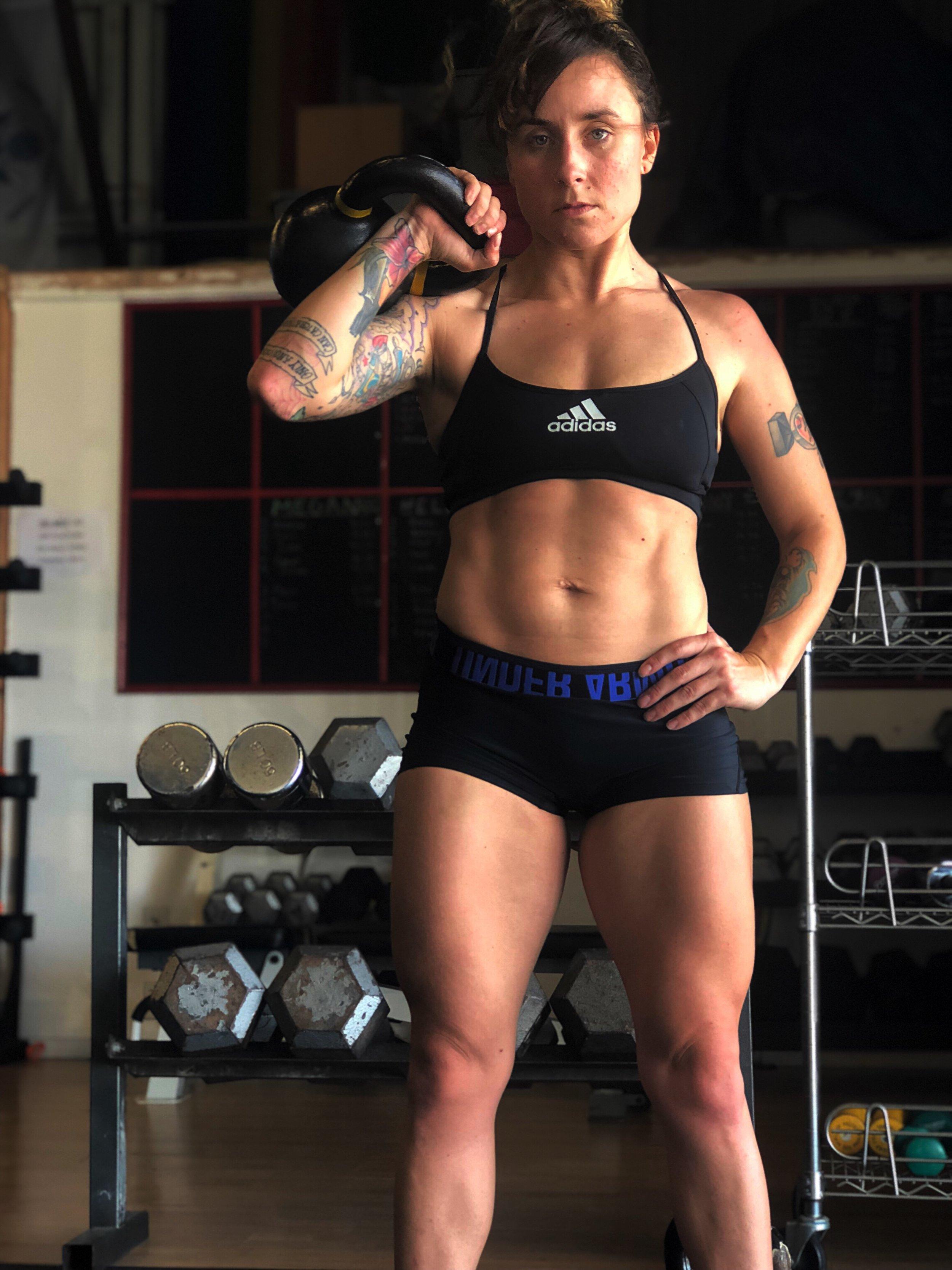 Alyxandra Gardner - HM/FF Founder, CEO, Macro nutrition Coach & Fitness Trainer