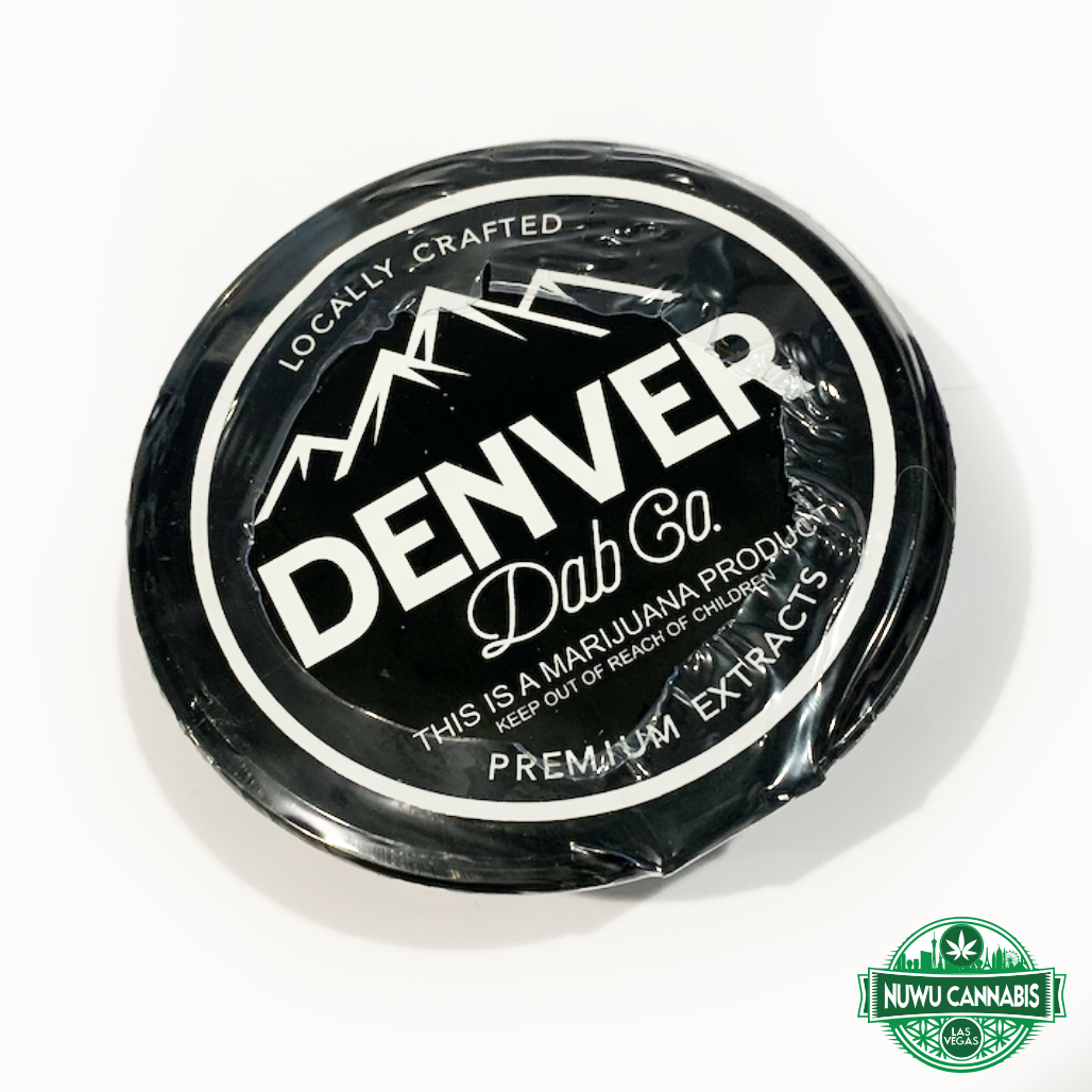Denver Dabs Space Ghost OG Terp Diamonds Hybrid Extract