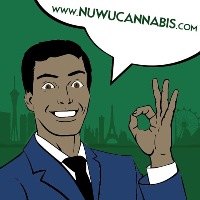 Enjoy yourself #LasVegas! www.nuwucannabis.com