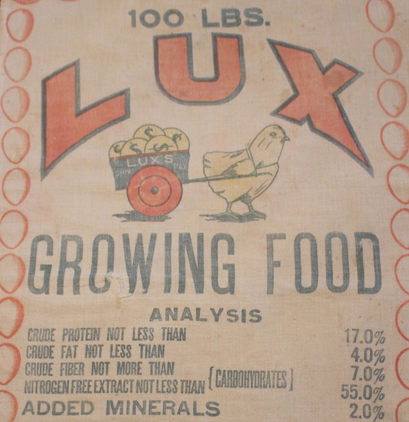 Lux Feed Bag
