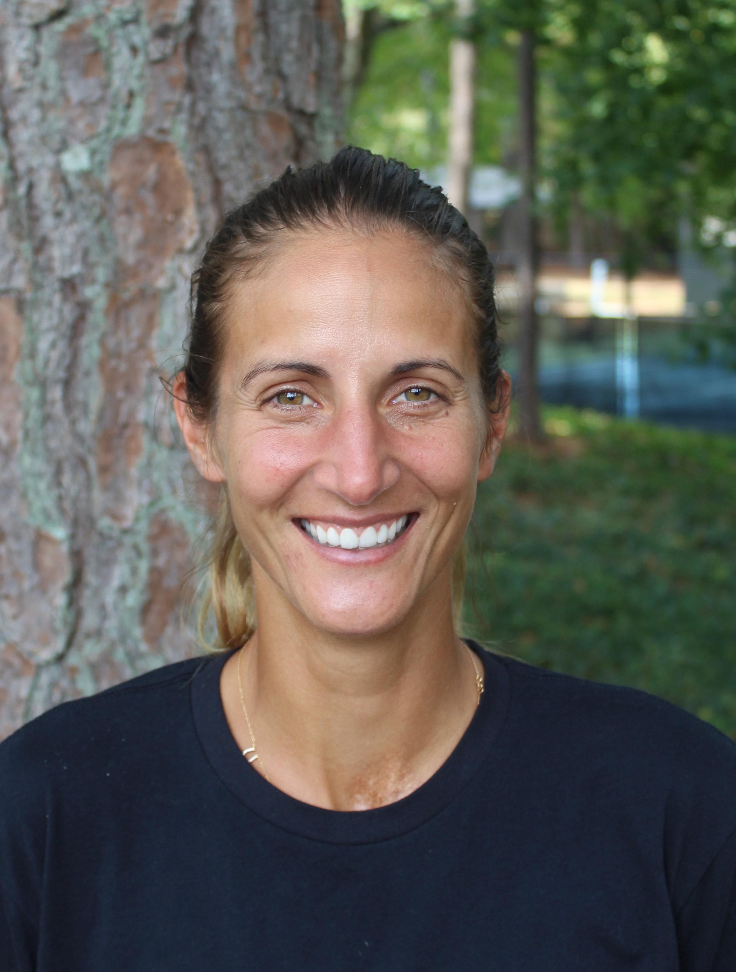 Edina Gallovits-Hall, Co-Director WTA