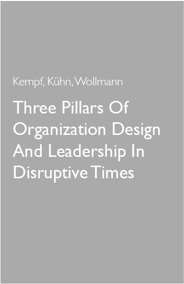 Three Pillars of Organiszation Design.png