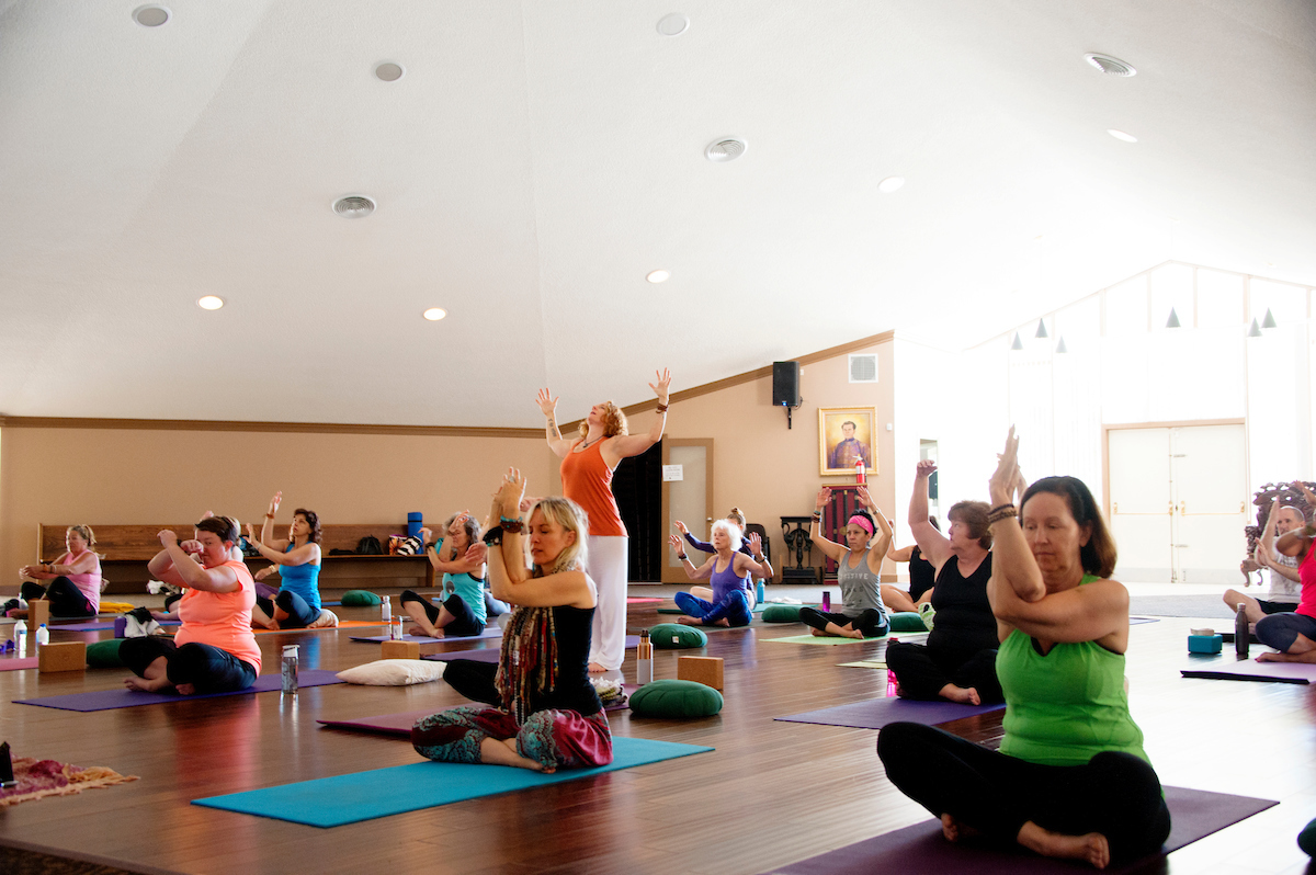 YOga Fusion - Love to flow, but also love to hold poses and breathe through them? This class offers the best of both worlds. We will start with a centering meditation and gentle stretches, followed by vinyasa flow and ending with long held posse to connect you back to your breath, mind and soul.Tuesday 8:30a.m. - 9:30a.m.Classes will be held inside Mohm Yoga Studio27001 La Paz Rd Suite 348, Mission Viejo, CA 92691