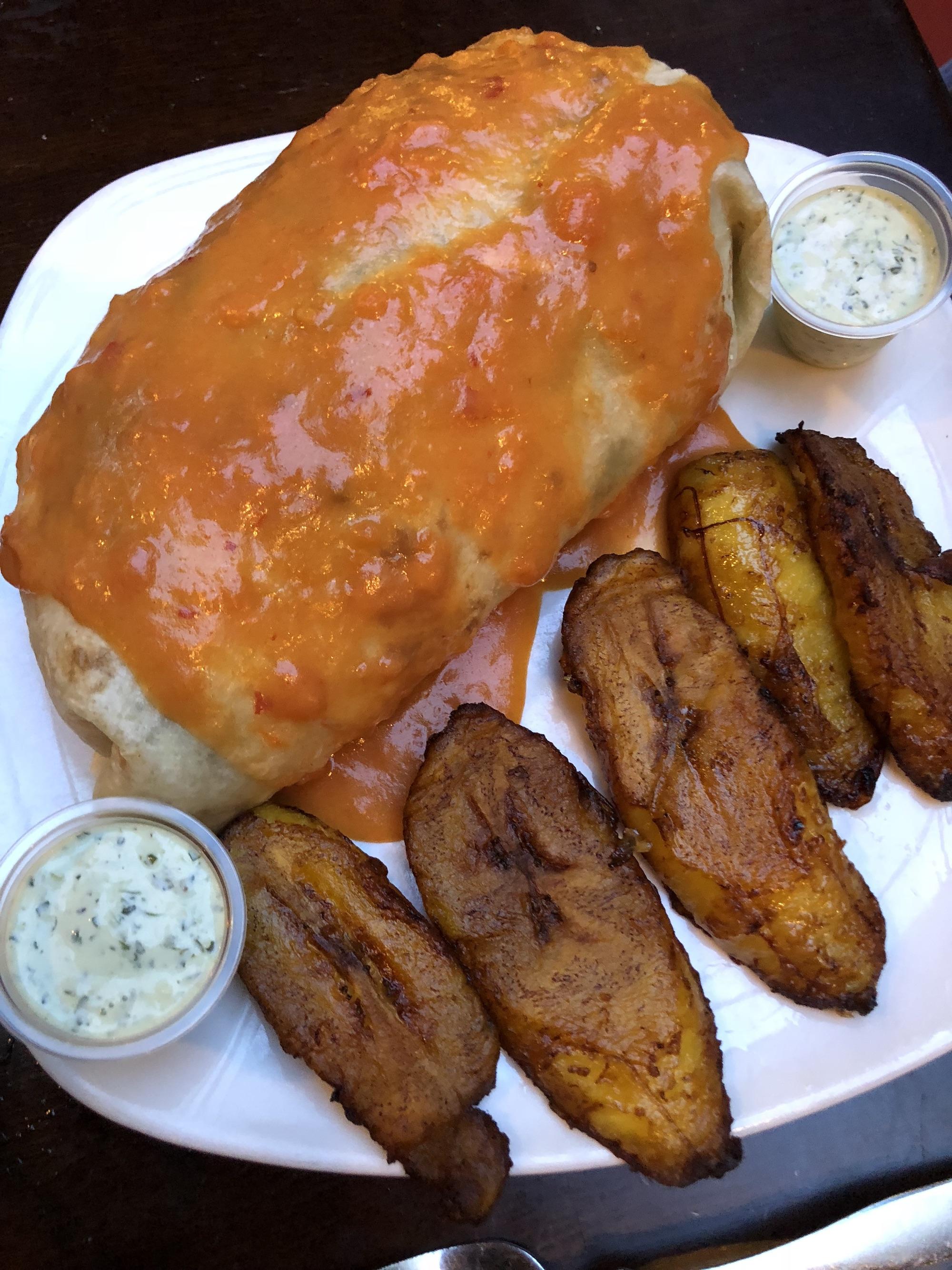 Big Mexican Burrito