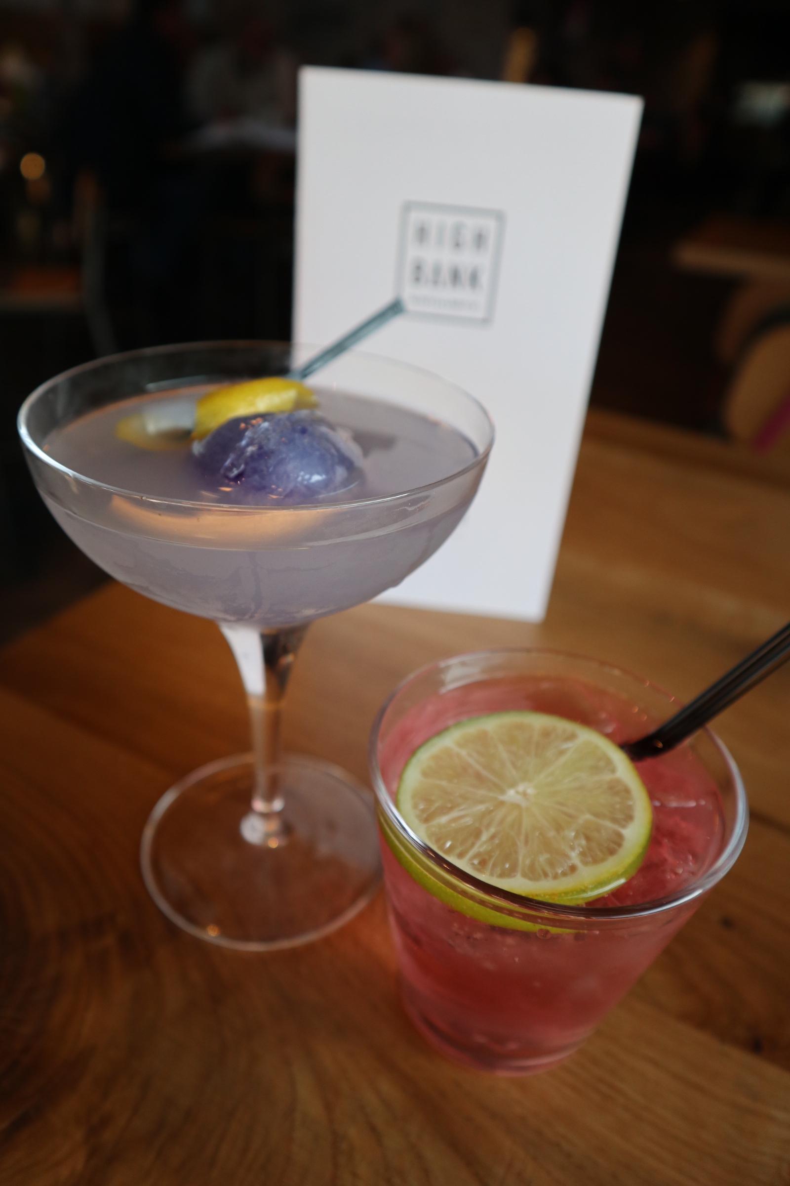 The Spirit of Columbus Cocktail (gin)