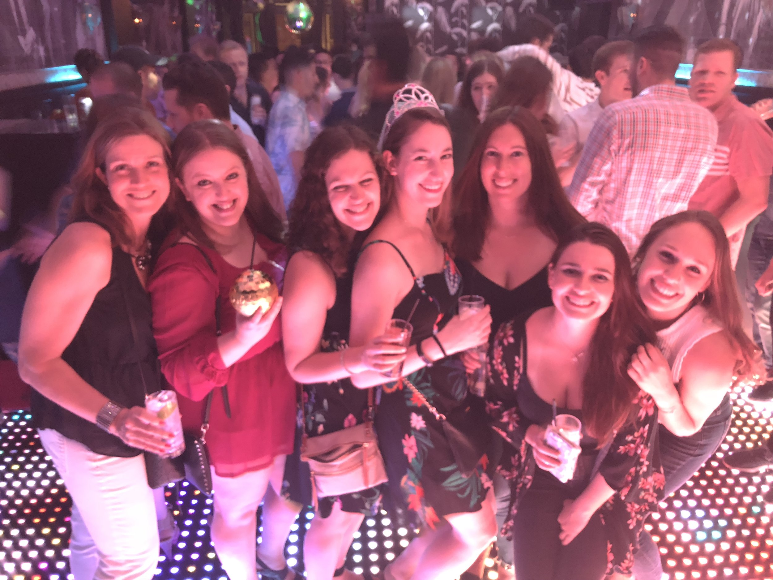 Dancin' at Disco
